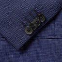 HUGO BOSS - Novan6 Slim-Fit Virgin Wool Suit Jacket - Blue