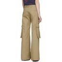 Martine Rose Tan Alphonso Cargo Trousers