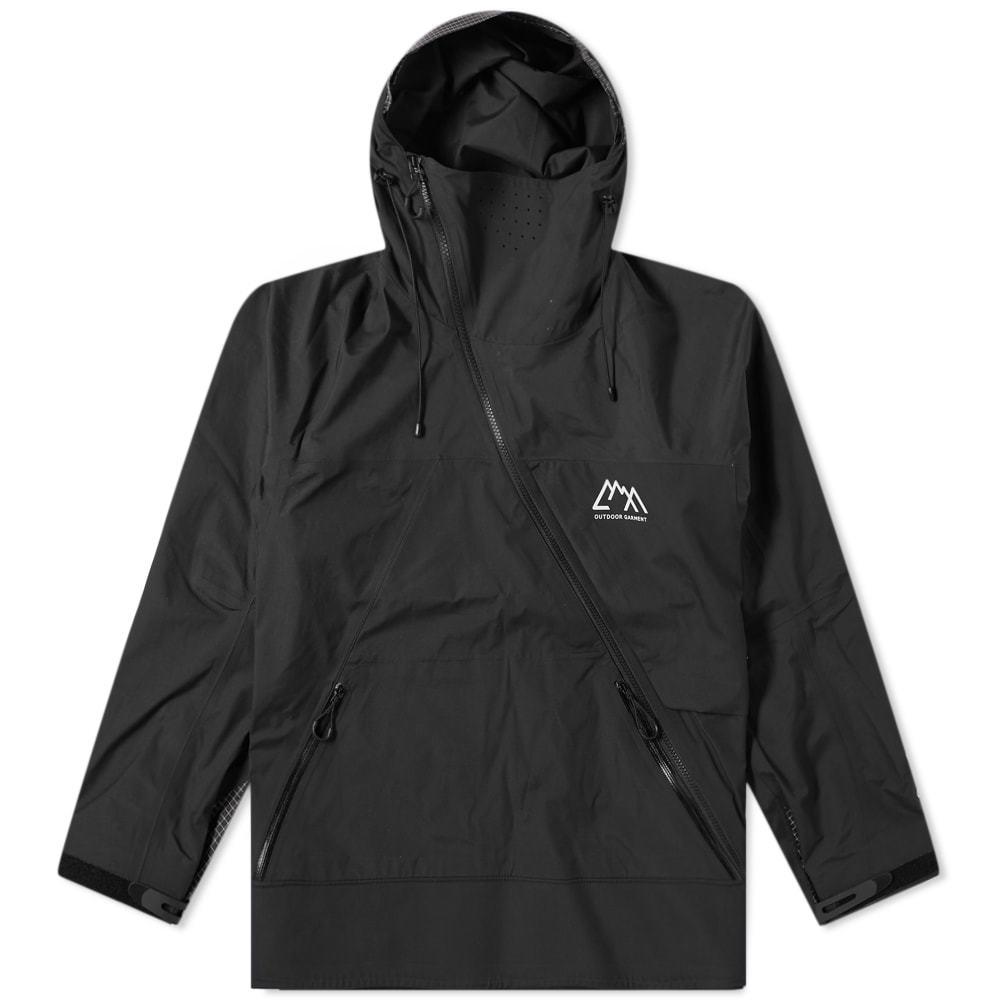Photo: Comfy Outdoor Garment Slash Shell Jacket