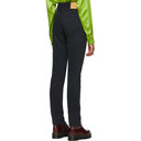 Martine Rose Black High-Waist Denim Jeans