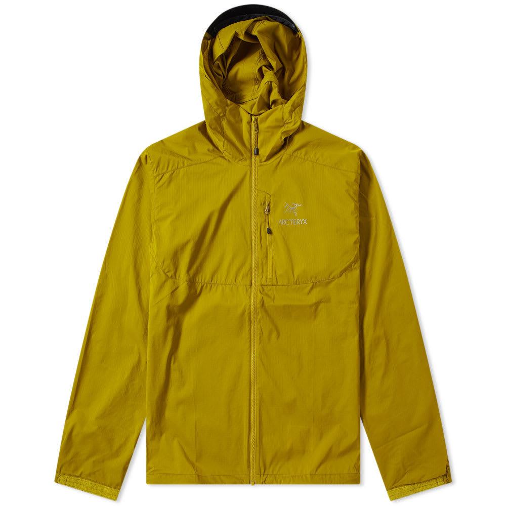 Photo: Arc'teryx Squamish Hooded Jacket