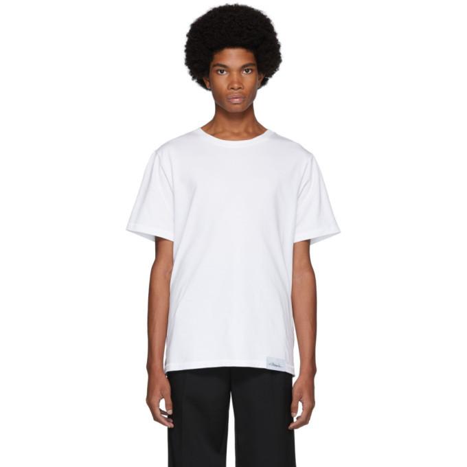 Photo: 3.1 Phillip Lim White Perfect T-Shirt