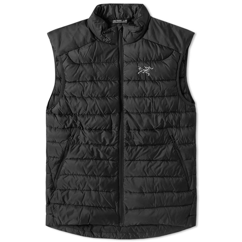 Photo: Arc'teryx Cerium LT Vest Black