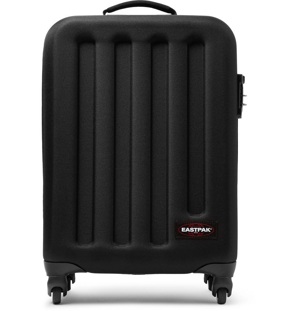 Photo: Eastpak - Tranzshell Multiwheel 54cm Suitcase - Men - Black
