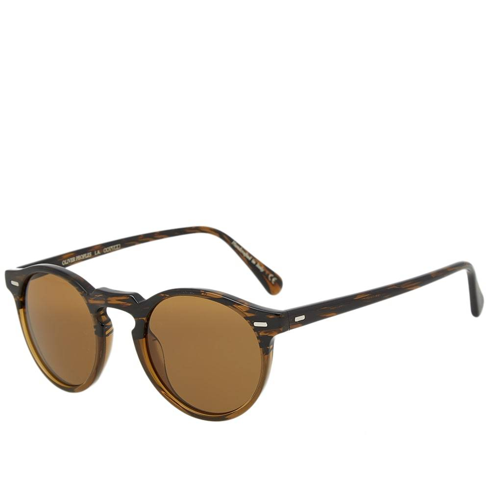Photo: Oliver Peoples Gregory Peck Sunglasses