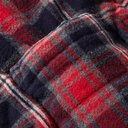 Sacai - Checked Cotton-Flannel Overshirt - Red