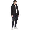 C.P. Company Black CR-L Medium Hooded Jacket