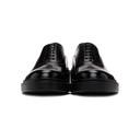Giorgio Armani Black Vintage Oxfords