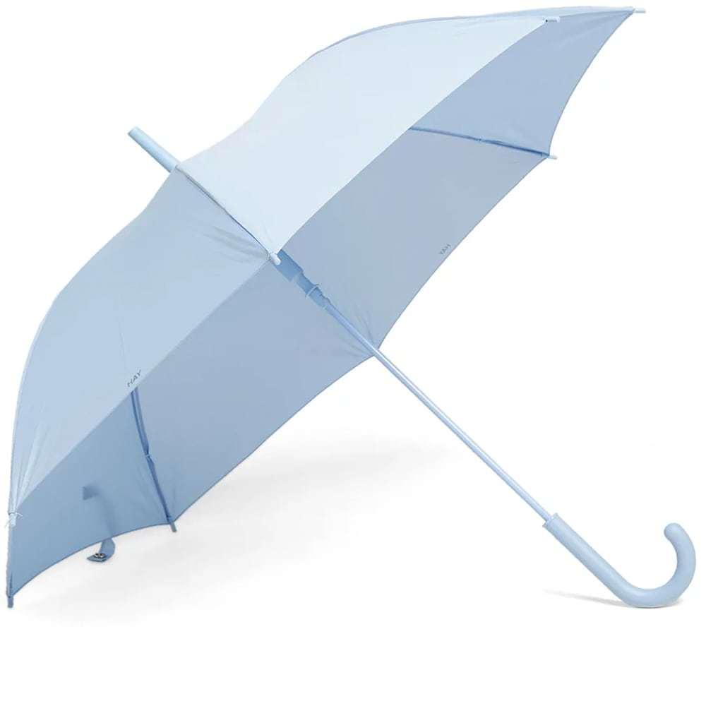 Photo: HAY Mono Umbrella Blue