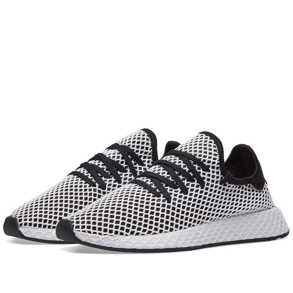 Adidas Deerupt Runner Black Adidas