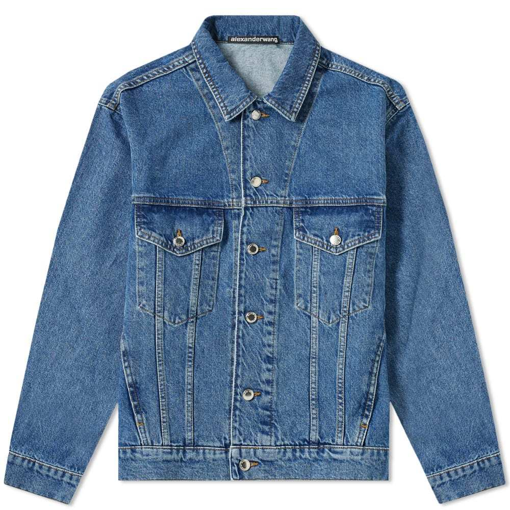 Photo: Alexander Wang Denim Jacket