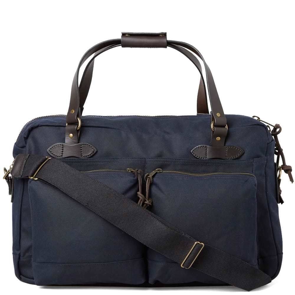 Filson 48 Hour Duffle Bag Blue
