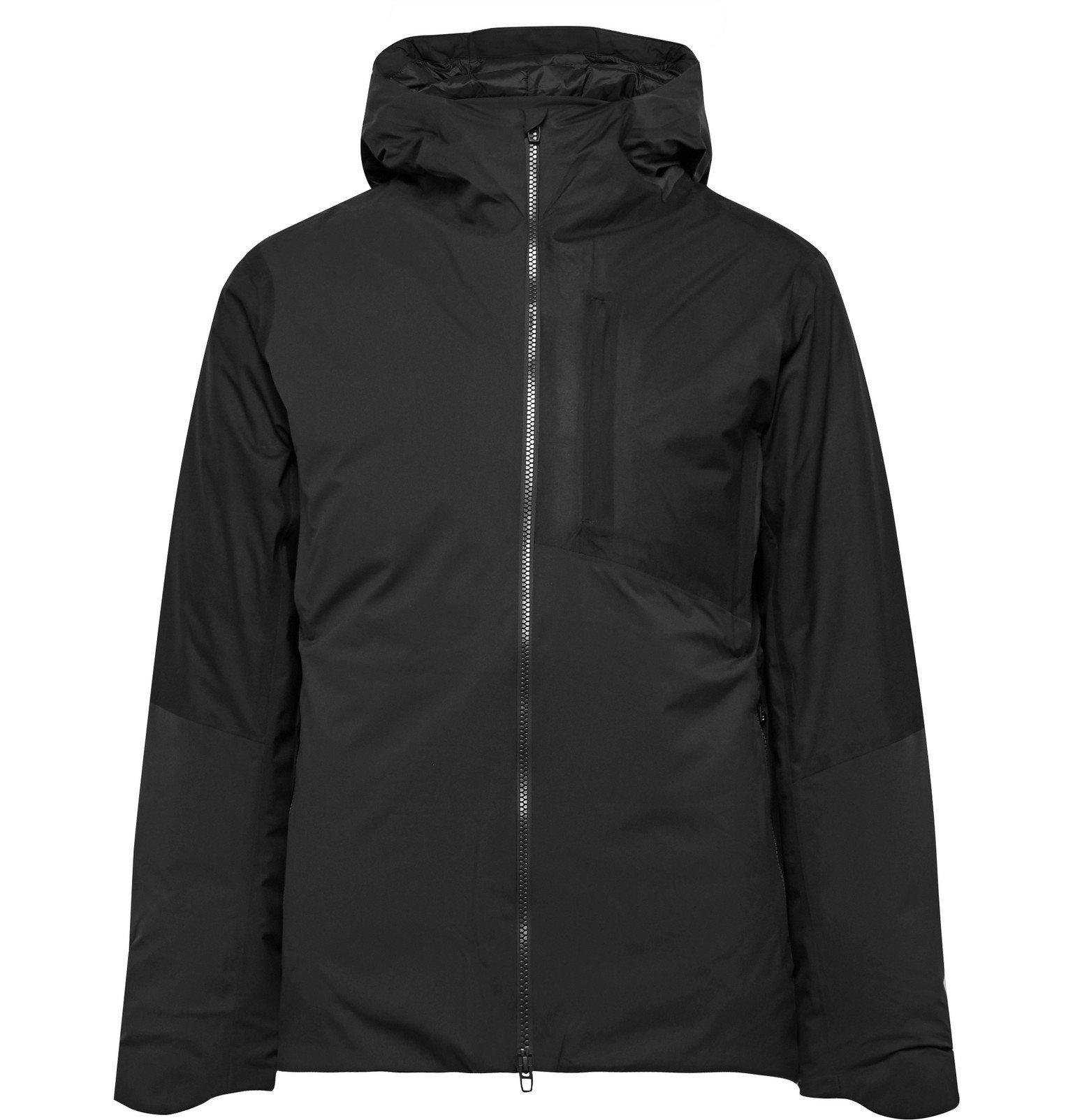 Photo: Lululemon - Pinnacle Glyde Hooded Down Jacket - Black