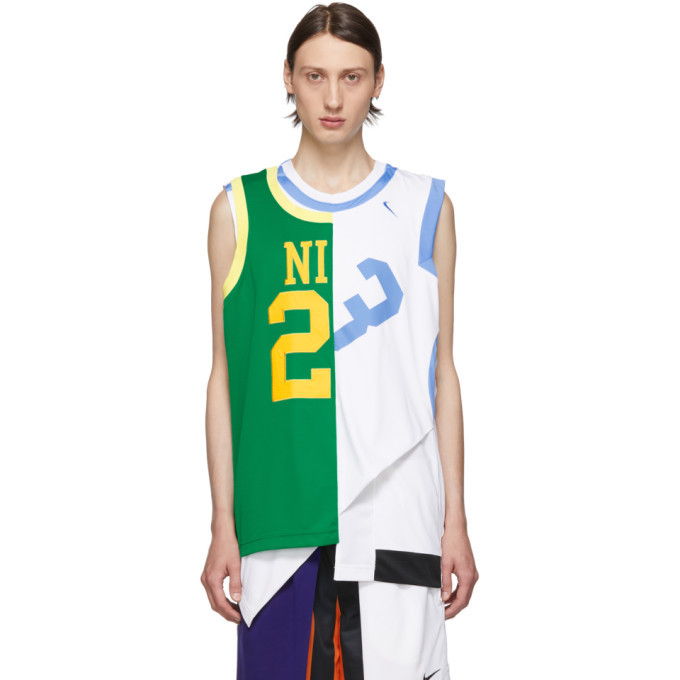 Photo: Nike Multicolor Colorblock NRG DH Tank Top