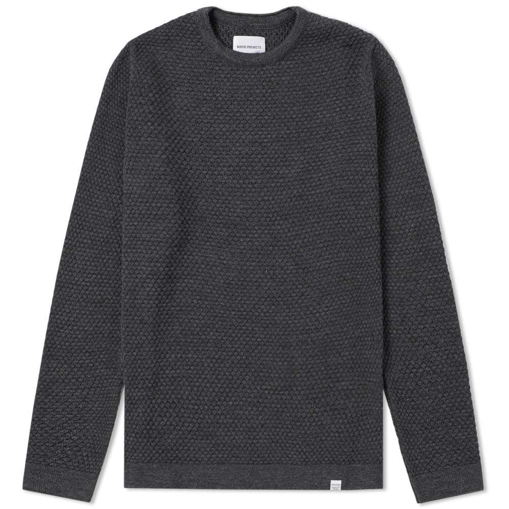 Photo: Norse Projects Skagen All Over Bubble Knit