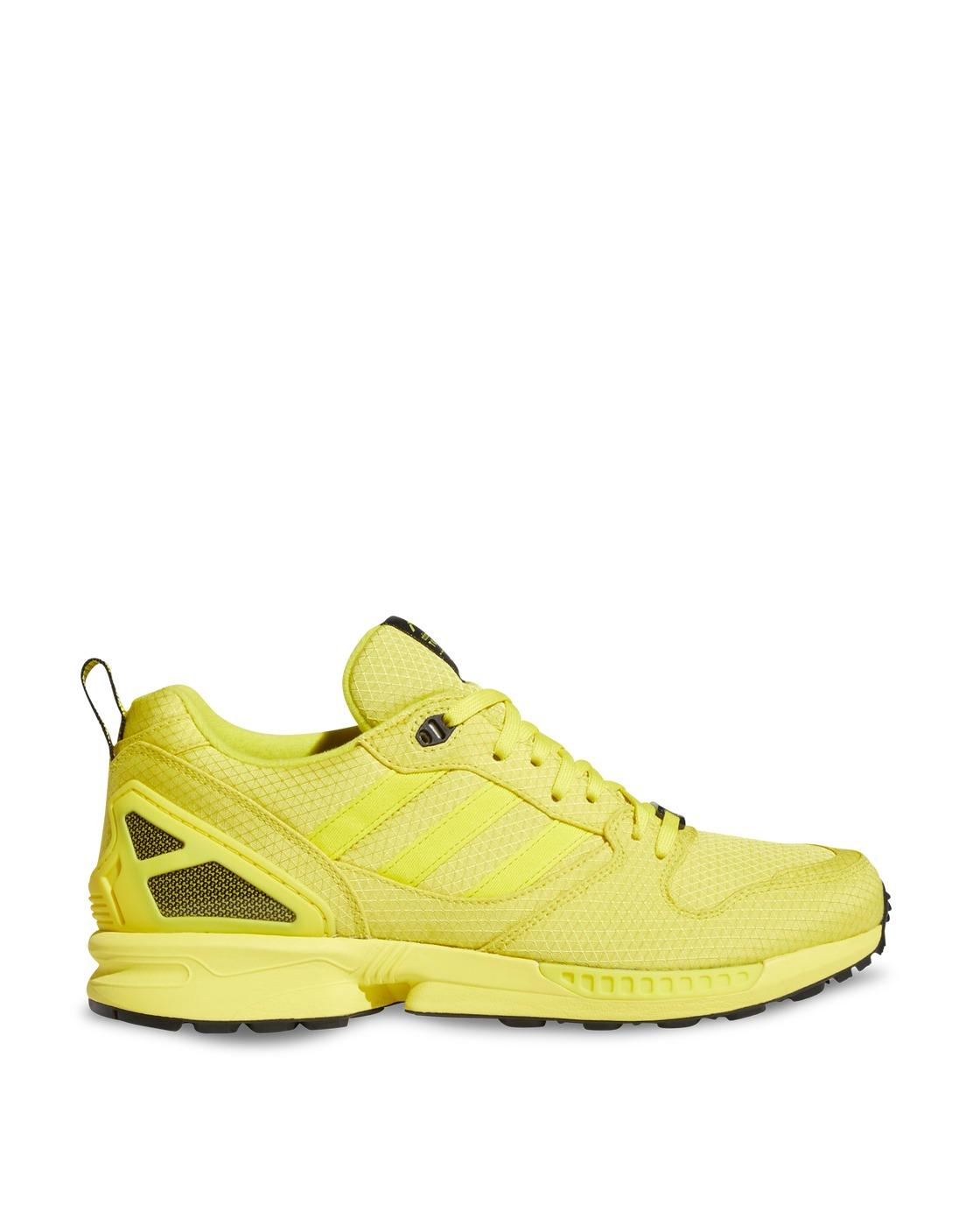 Adidas Originals Azx: T   Torsion Zx5000 Sneakers Bright Yellow/Cyan
