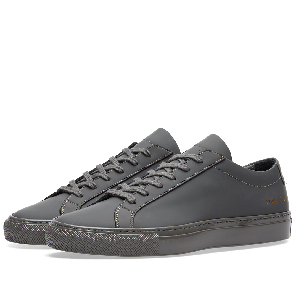 Photo: Common Projects Achilles Low Lux Grey