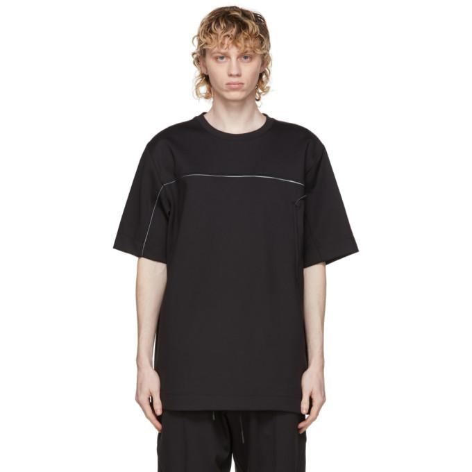 Photo: Y-3 Black CH1 Shell T-Shirt