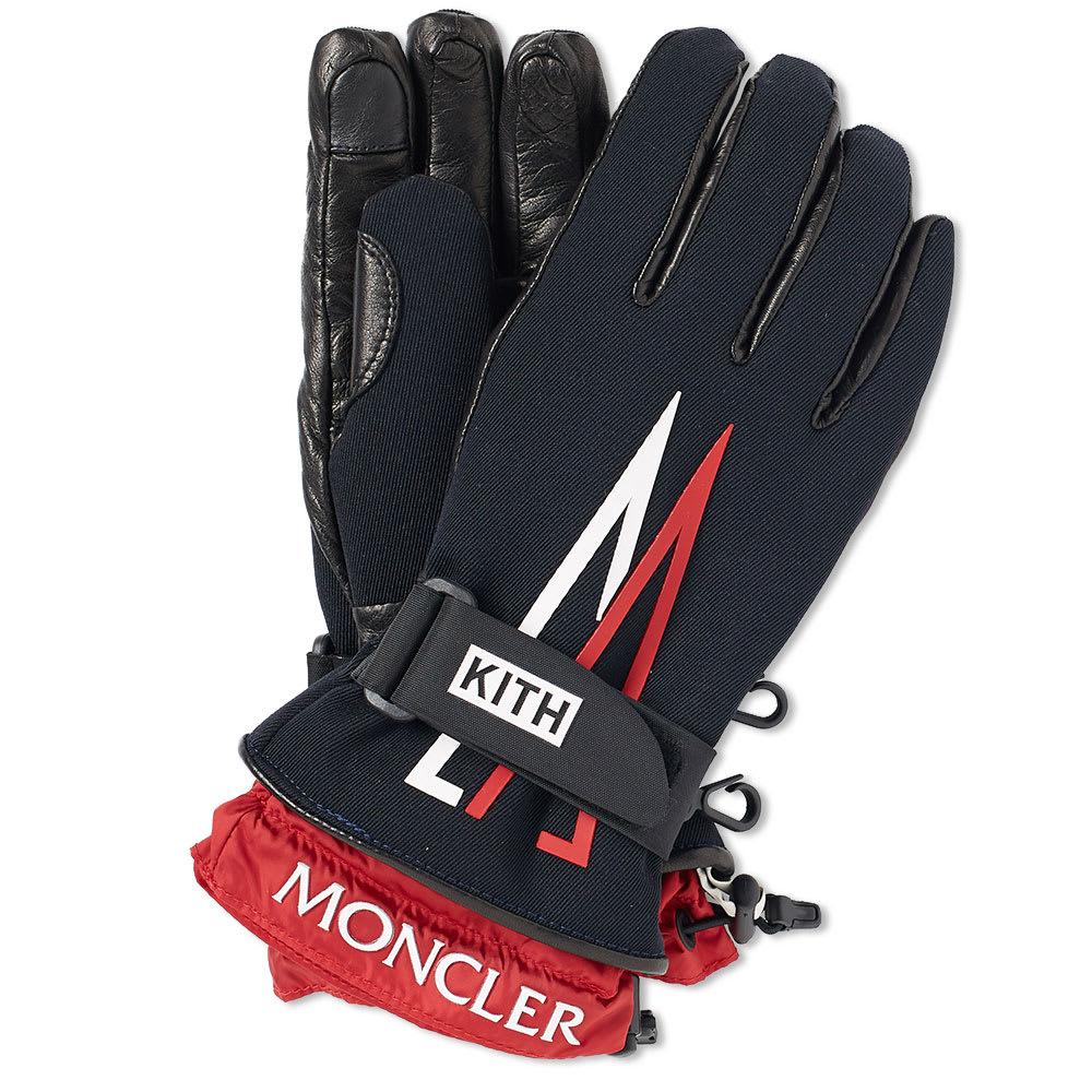 Photo: Moncler x Kith Tech Glove