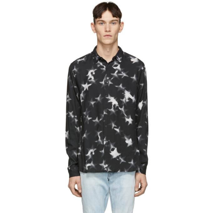 Ksubi Black Starz Shirt