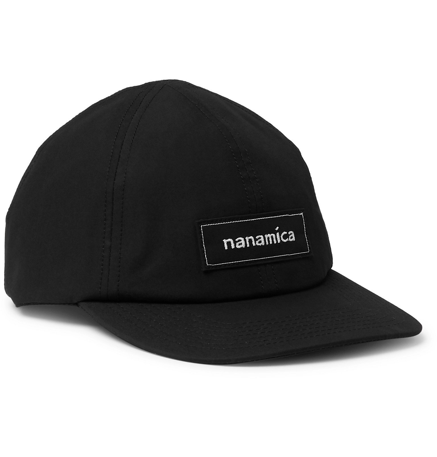 Photo: nanamica - Logo-Embroidered GORE-TEX® Cap - Black