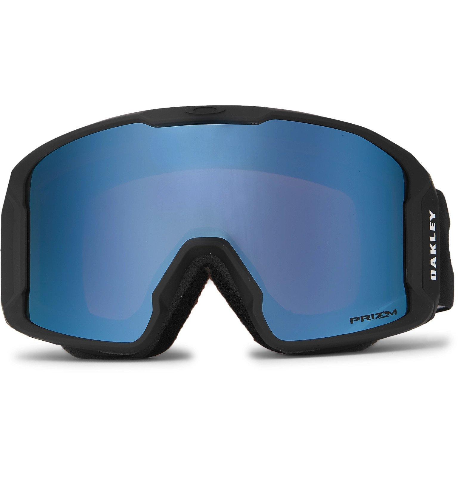 Photo: Oakley - Line Miner Snow Goggles - Black