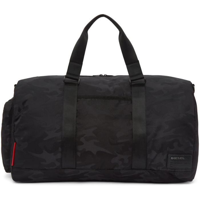 Photo: Diesel Black F Discover Duffle Bag