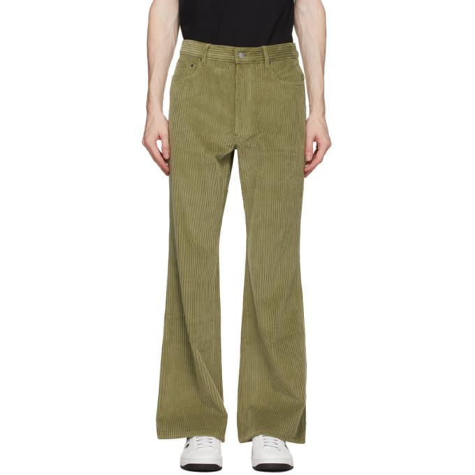 Photo: Kenzo Khaki Corduroy Trousers