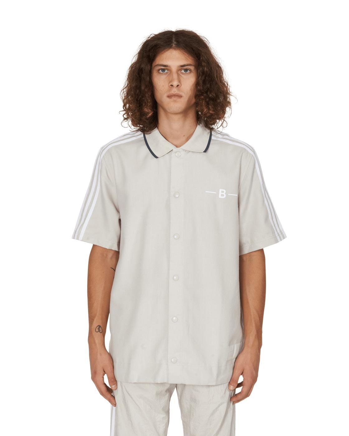 Adidas Originals Bristol Studio Shooting T Shirt Clear Brown