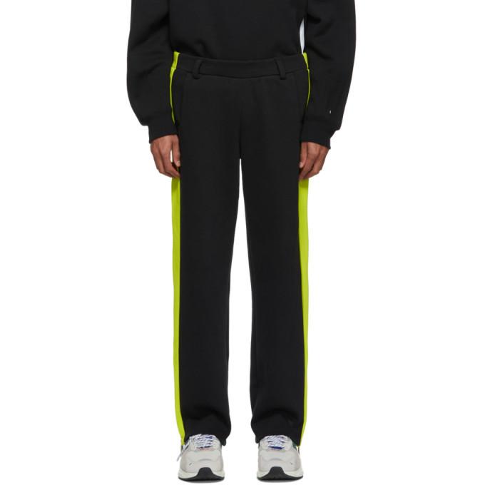 Photo: ADER error Black Puma Edition T7 Overlay Lounge Pants
