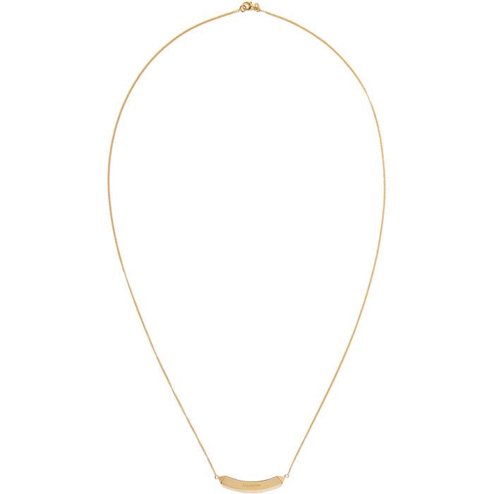 Photo: Valentino Gold Valentino Garavani Always Necklace