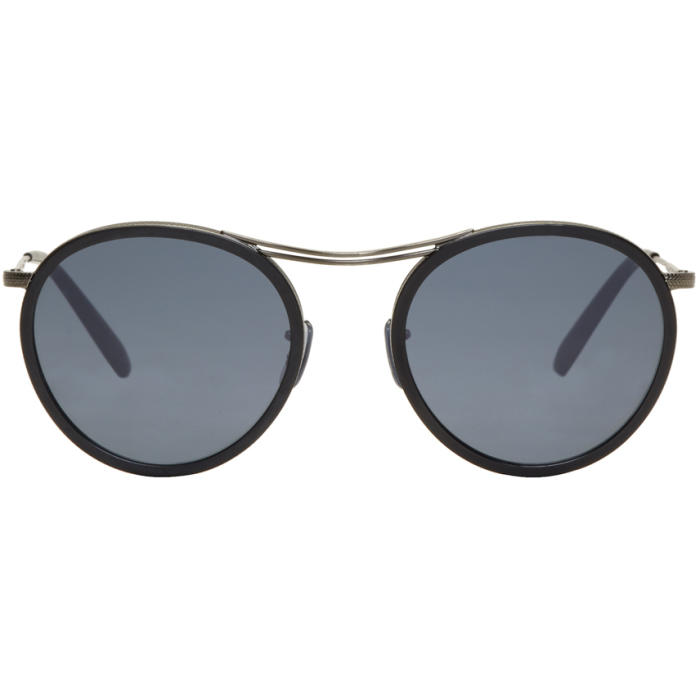 Oliver Peoples Black MP-3 30th Sunglasses