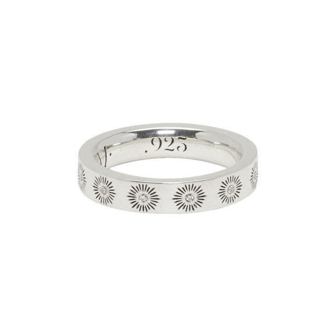 Photo: Martyre Silver Sinner Stack II Ring