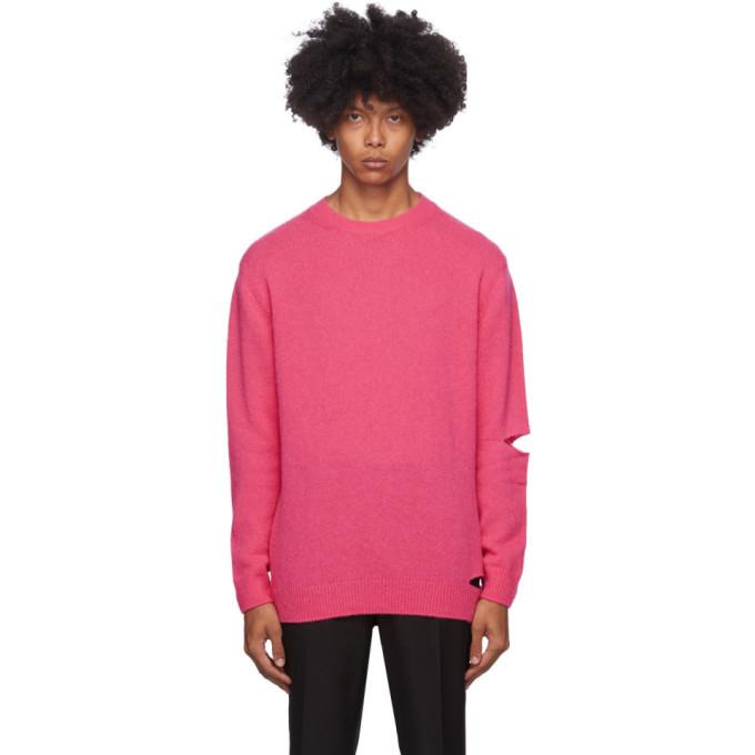 Photo: Stella McCartney Pink Crewneck Sweater