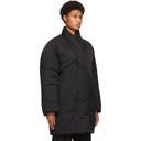3.1 Phillip Lim Black Long Duvet Parka Coat