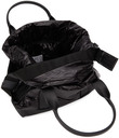 Sacai Black Medium Dry Messenger Bag
