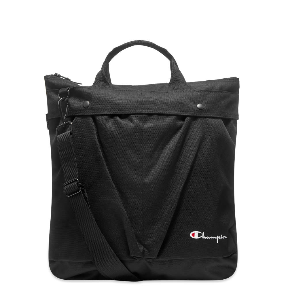 Photo: Champion Reverse Weave Coated Cordura Handle Bag