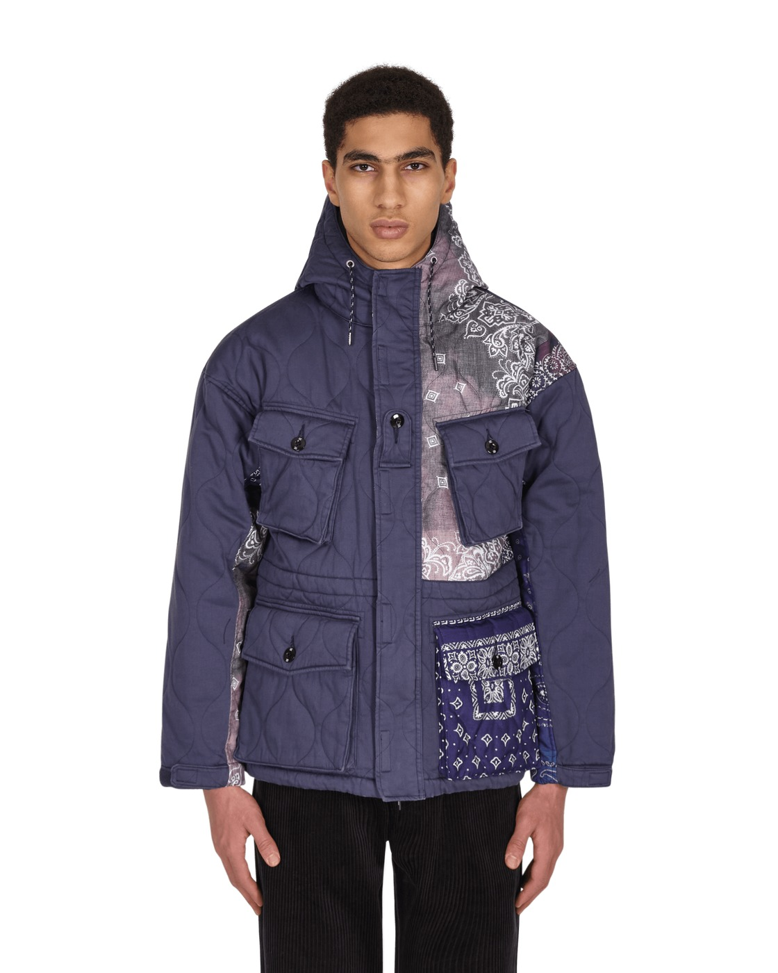 Photo: Neighborhood Smock Ce Jacket Navy