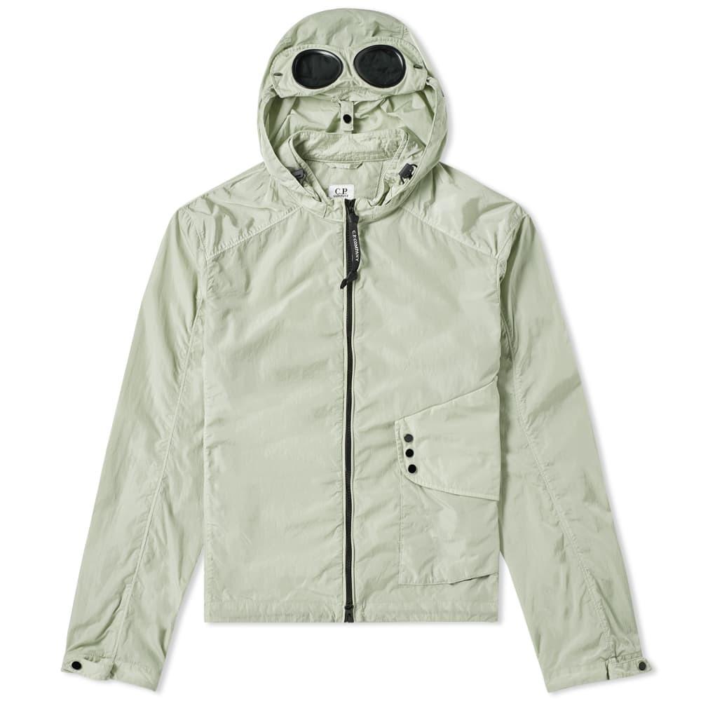 C.P. Company Chrome Goggle Hooded Shirt Jacket