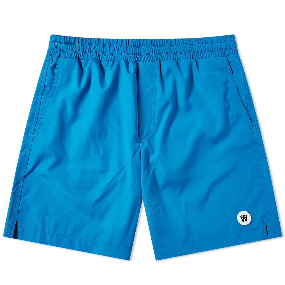 Photo: Wood Wood Roy Swim Short Bright Blue