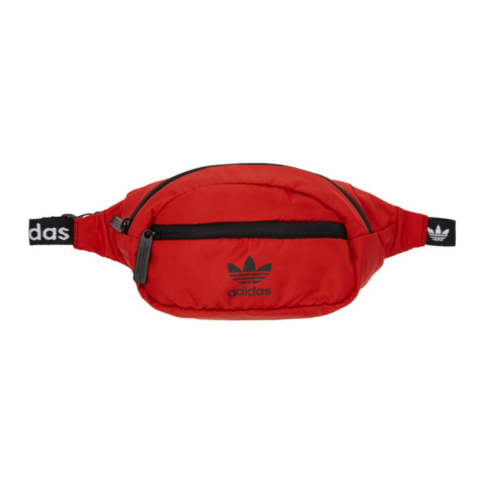 adidas Originals Red National Waist Pouch
