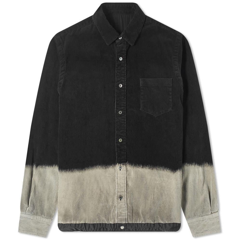 Sacai Dip Dye Corduroy Shirt