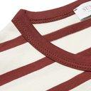 Sunspel - Striped Cotton-Jersey T-Shirt - Men - Burgundy