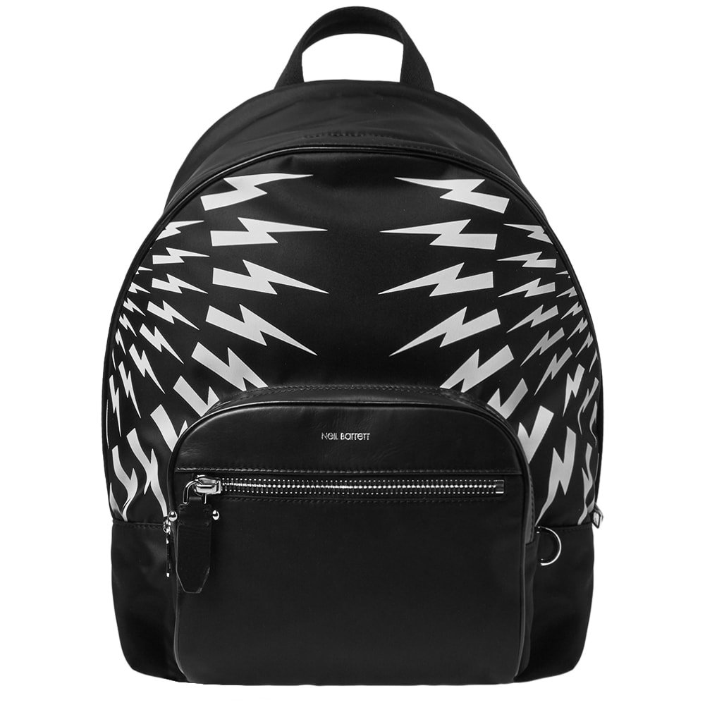 Photo: Neil Barrett Lightning Bolt Backpack