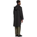 3.1 Phillip Lim Black Oversized Parka Coat