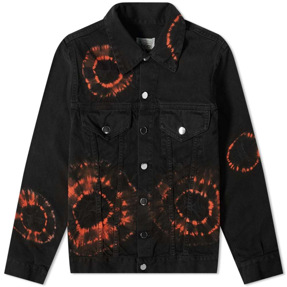 Photo: Aries Tie Dye Trucker Jacket