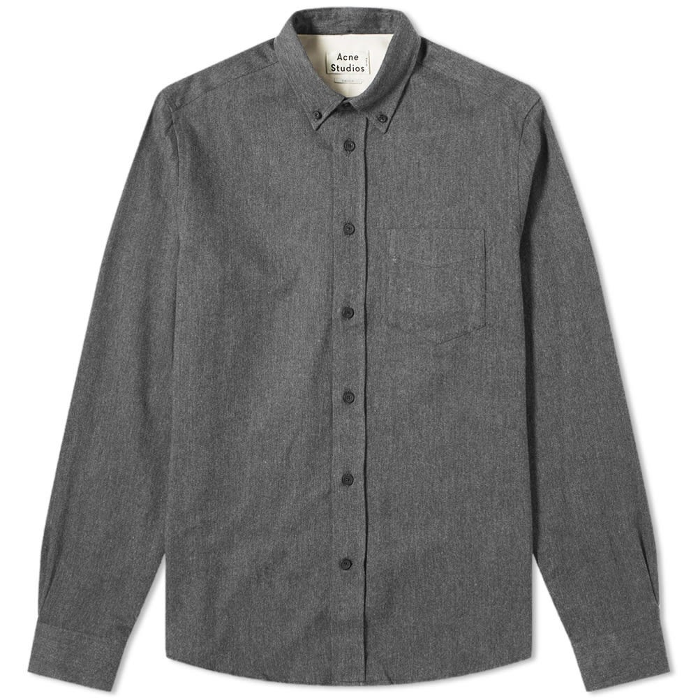 Acne Studios Isherwood Melton Shirt