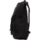 C.P. Company Black Nylon B Garment-Dyed Backpack