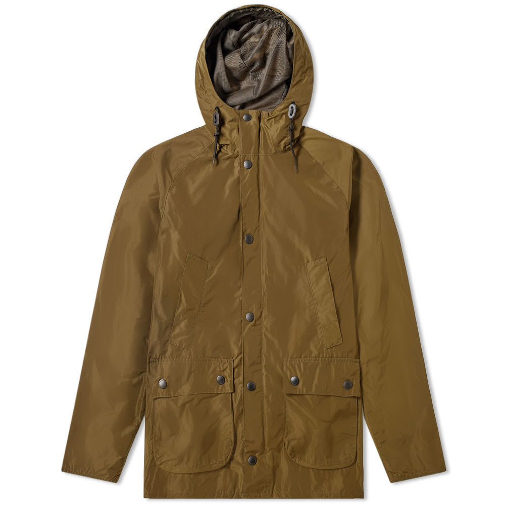 Photo: Barbour Hooded Bedale Jacket - Japan Collection Sage