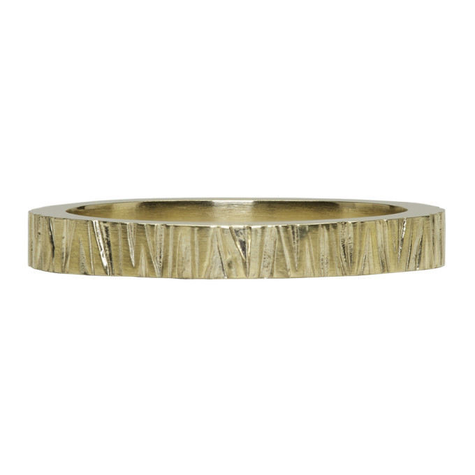 Photo: Tom Wood Gold Structure Ring
